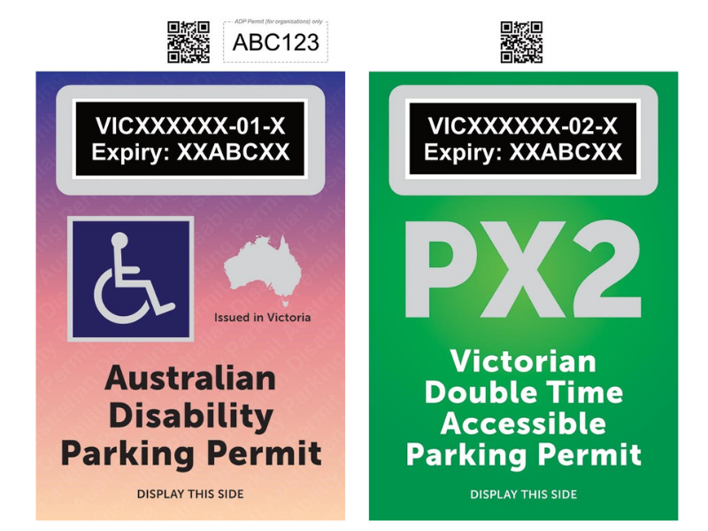 Image - Accessible (Disabled) Parking Permits