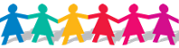 Women's safety card icon
