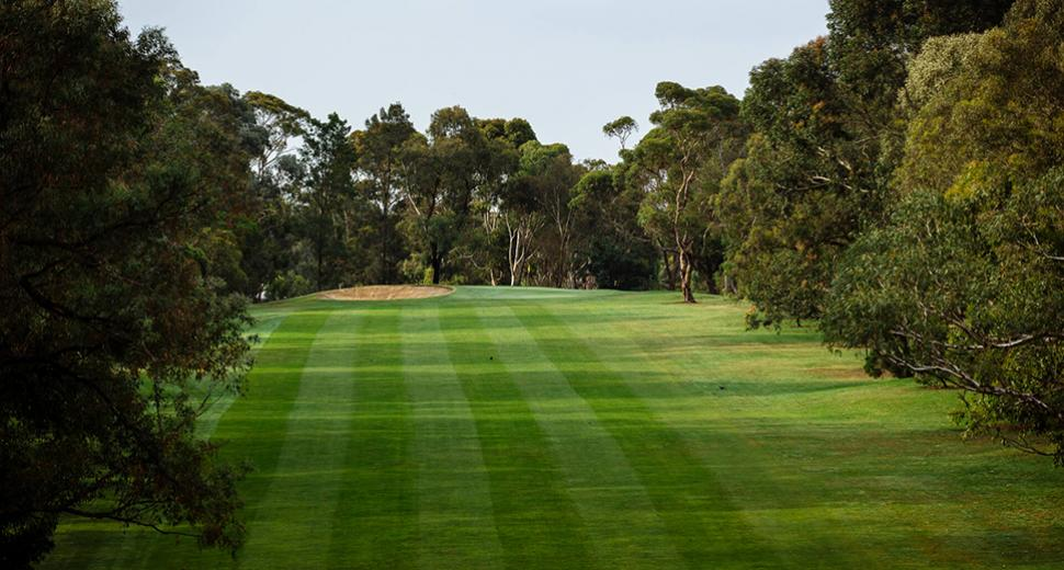 Fairway at Morack Golf Course