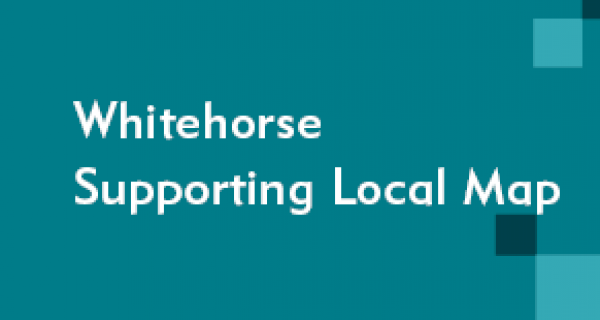 Whitehorse Supporting Local Map