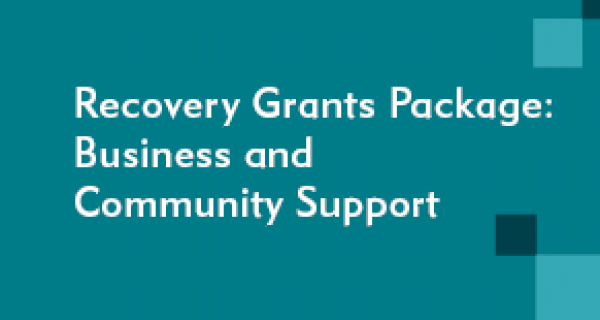 Whitehorse Recovery Grants Package: Business and Community Support