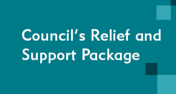 Council's Coronavirus Relief and Support Package