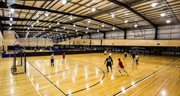 Indoor Sports Facility