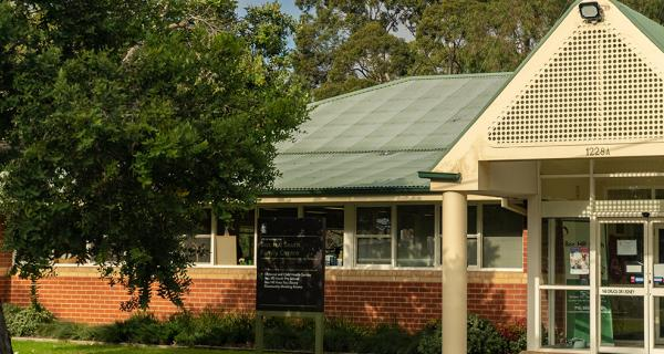 Box Hill South Family Centre banner