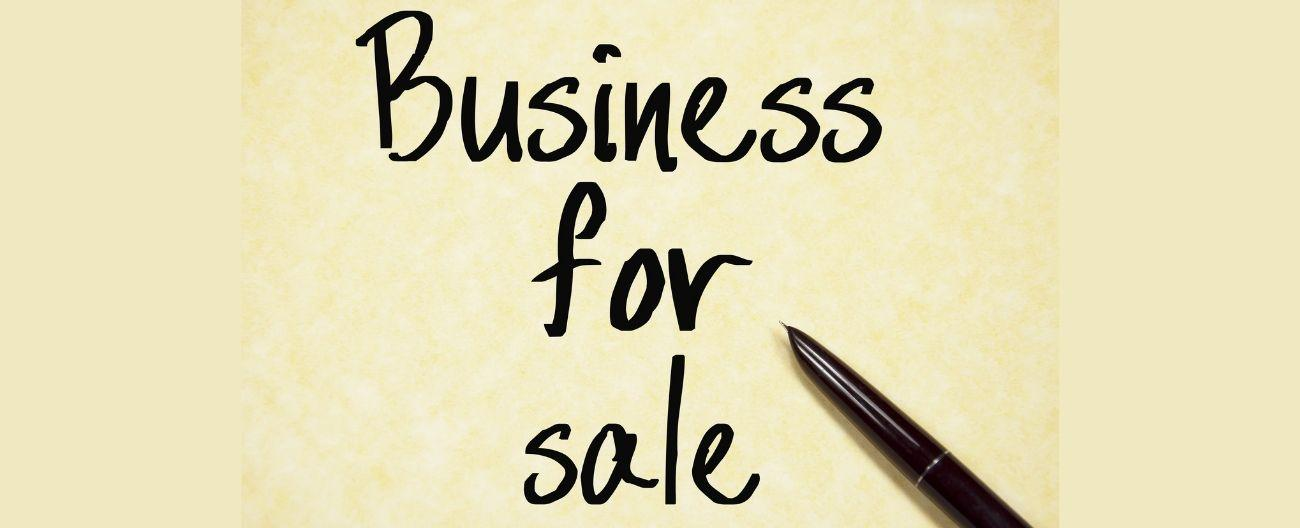 Business for sale, transfer of business, sale of food business, sale of beauty business