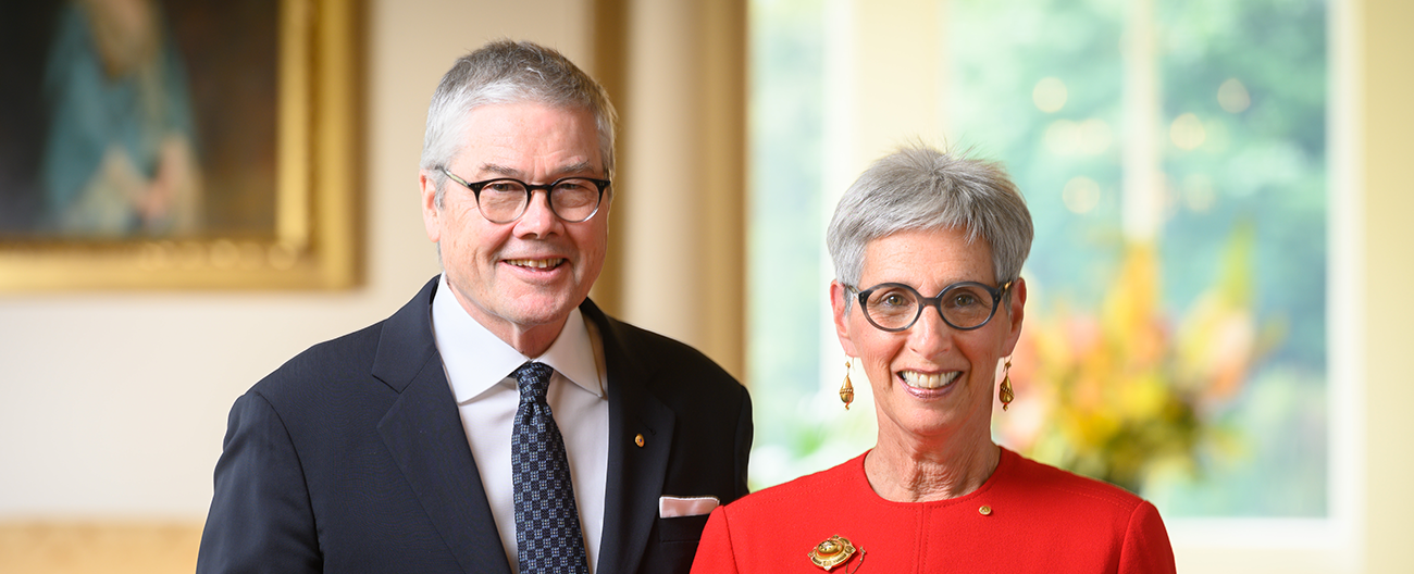 A Message From Her Excellency The Governor Of Victoria