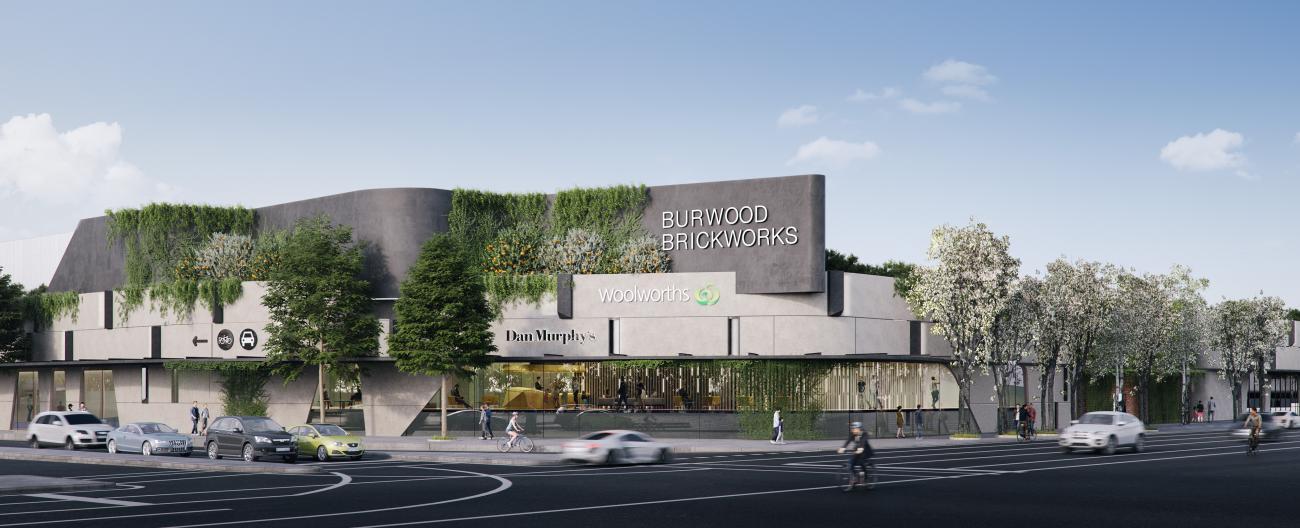 Burwood Heights Activity Centre including Former Brickworks