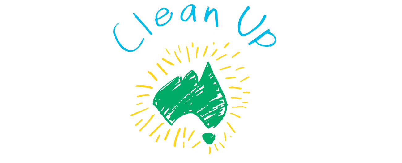Clean Up Australia Day logo