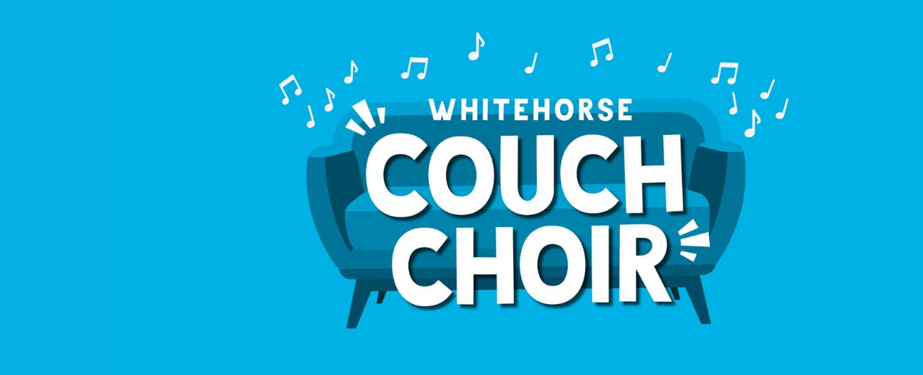 Couch Choir banner
