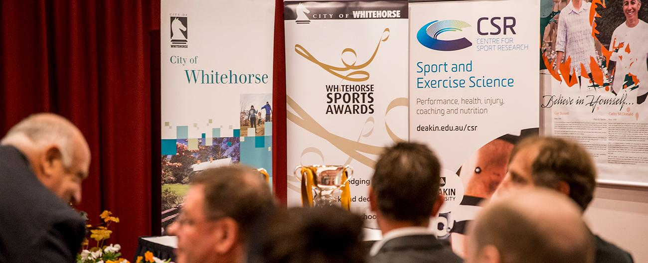Sport awards ceremony